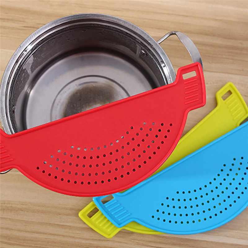 Just Kitchen Gadgets Plastic Drain3